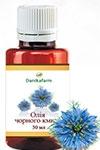 Масло « Черного тмина» (Oleum Nigella Sativa) (30мл)