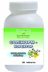 Солинорм — Корректор солевого обмена (90 таблеток по 0,4г)