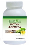 Биотин формула - супер питание для волос, ногтей, кожи (90 таблеток по 0,4г)