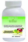 Нормофлор - кишечный фитосорбент (90 таблеток по 0,4г)